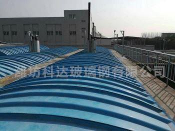 玻璃钢污水池罩