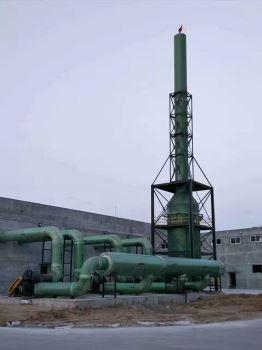玻璃钢净化吸收塔起着重要的作用