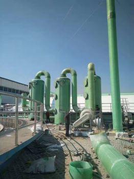 玻璃钢净化吸收塔应该如何维护保养?